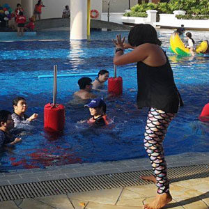 Aqua Fitness Class