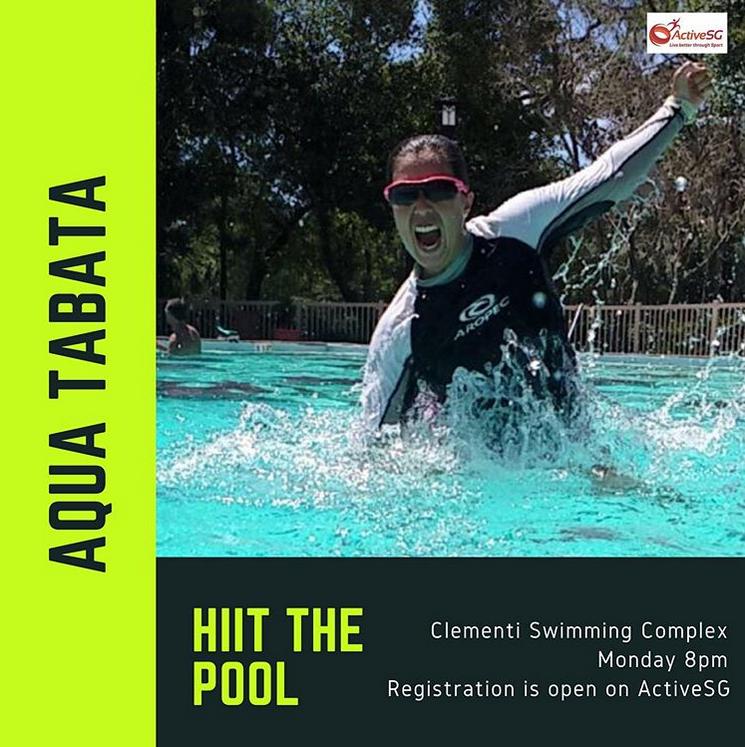 Aqua Tabata